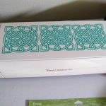 Celtic Knot on my Cricut