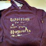 Hogwarts shirt