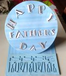 "Father"" Day Easel Card"