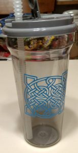 Celtic Knot Drink cup