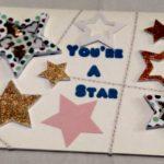Star Shaker Card
