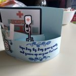 Bendy Card to say Get Well Soon