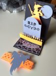 Halloween Pulley Card - Amazing