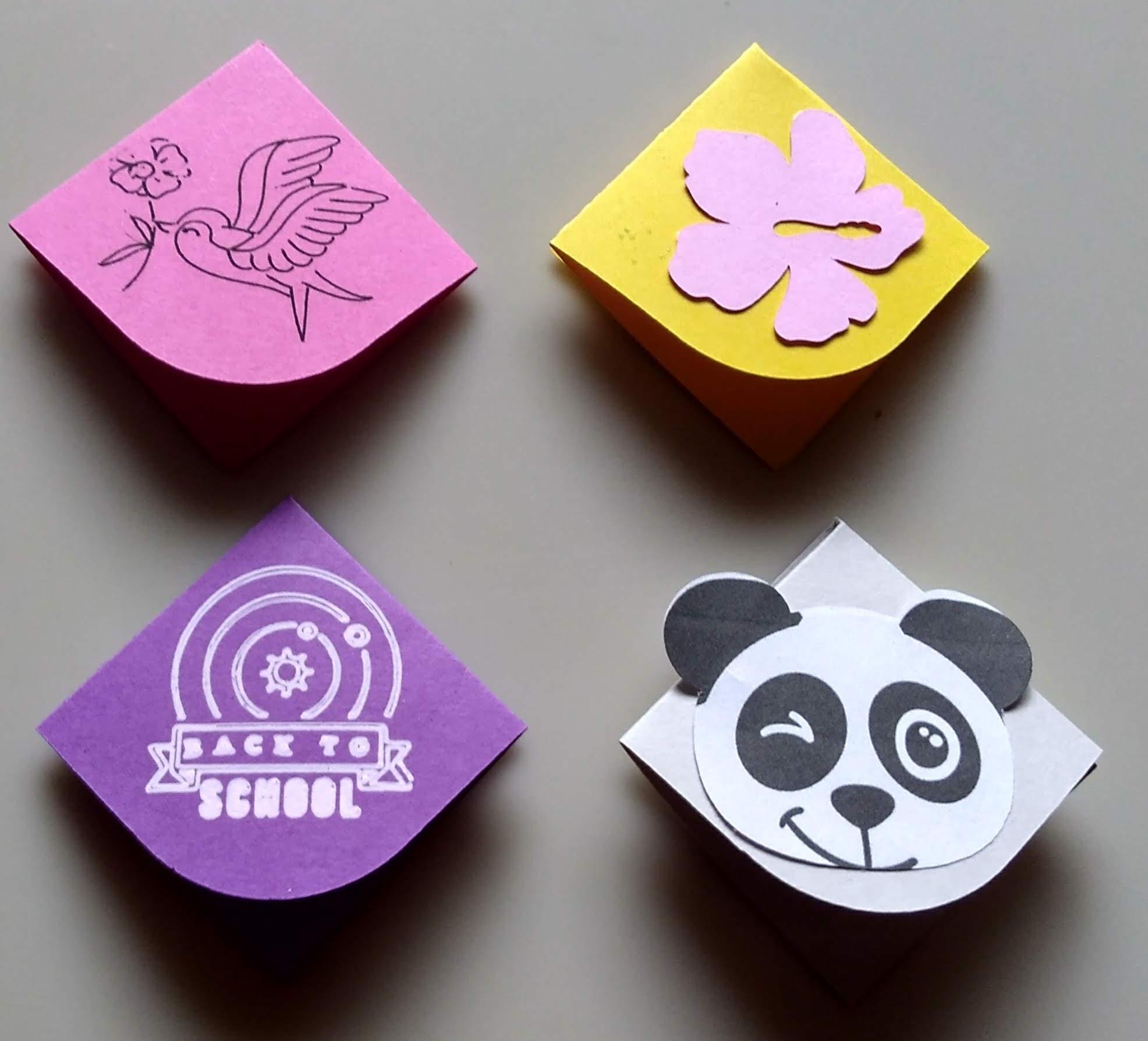 Small Bookmarks AKA Page Corner Bookmarks