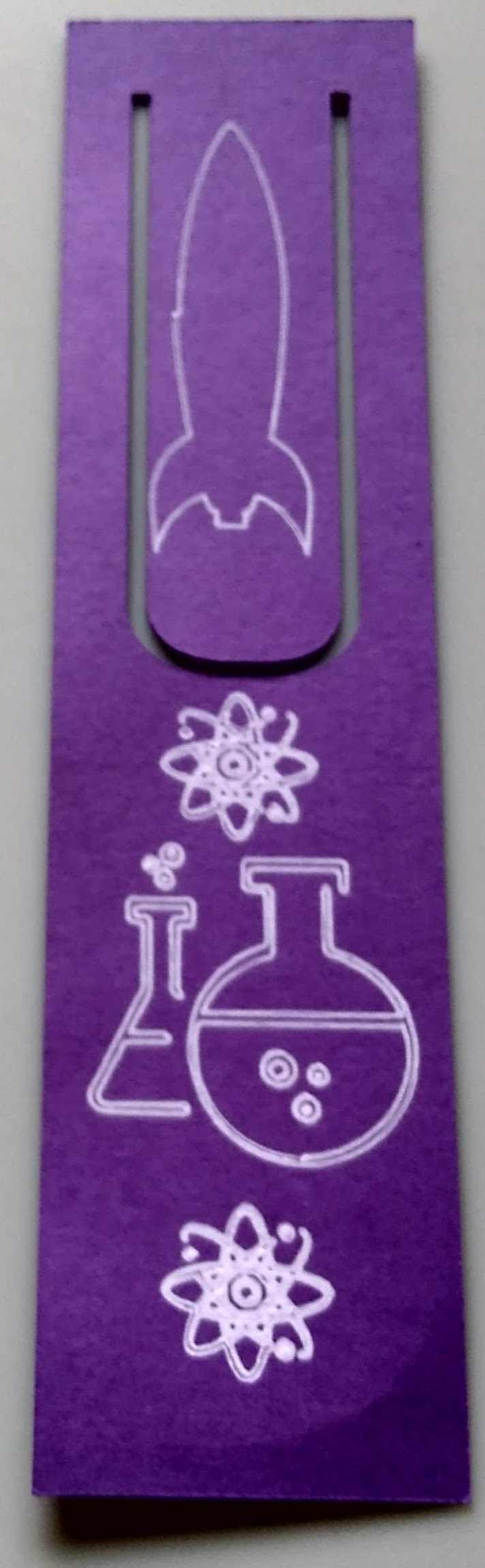 Large Bookmarks for Back to School