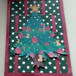 Front of Christmas Weave Card