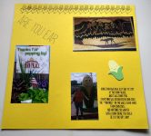 Corn Palace Scrapbook Page