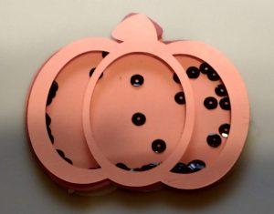 Pumpkin Halloween Shaker