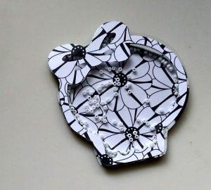Skull Halloween shaker