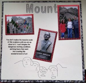Page 1 of Mt Rushmore page