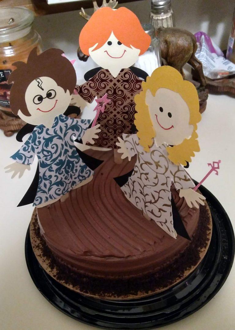 Cordelia's Birthday Cake