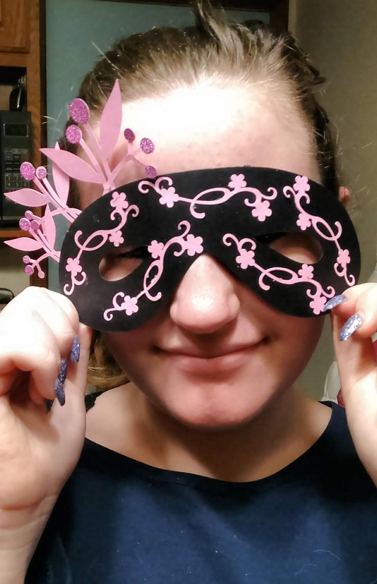 Make Your Own Halloween Masks
