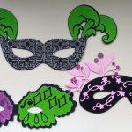 All Three Halloween Masks