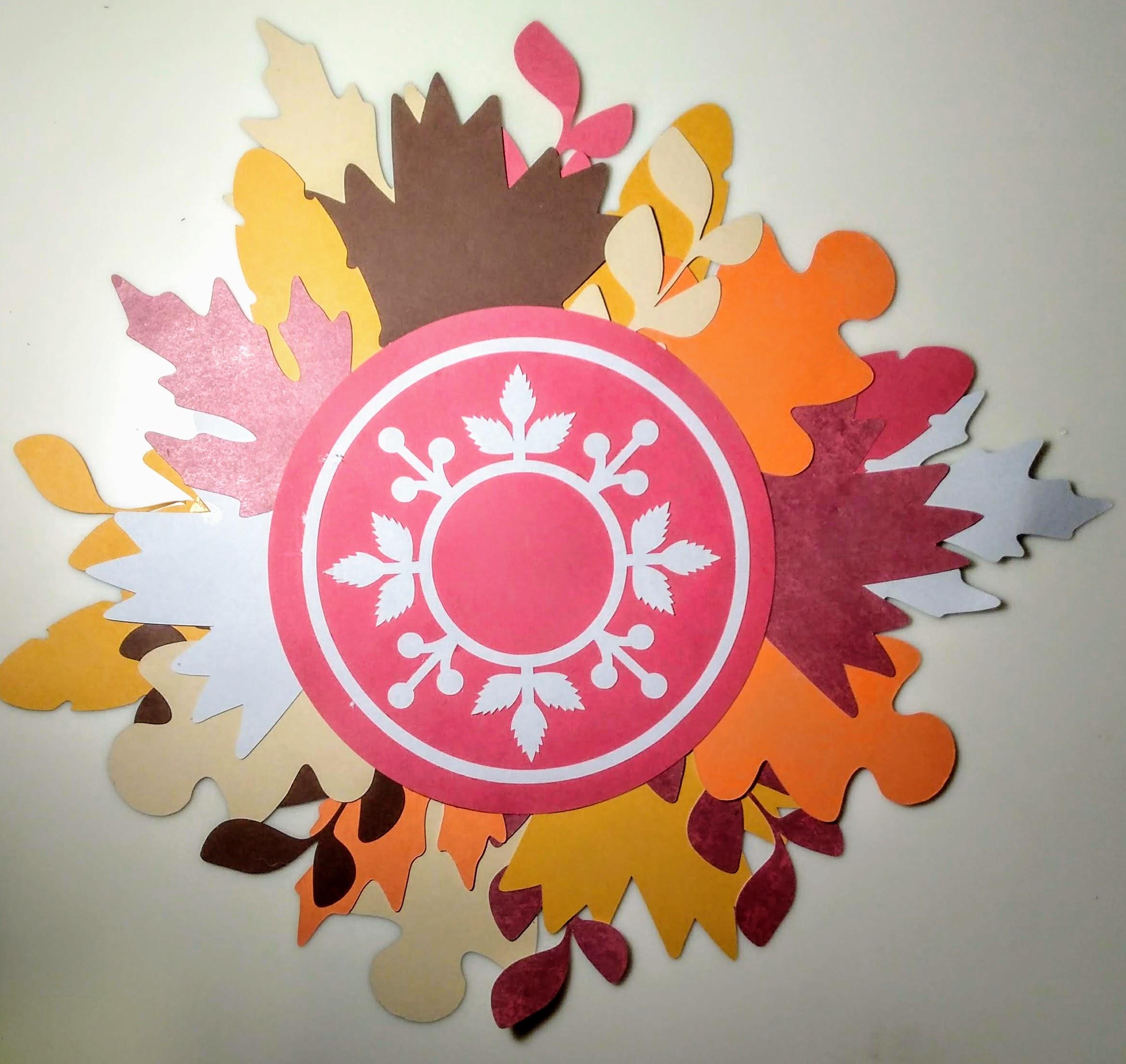 Fall Wreath  Beginner Project