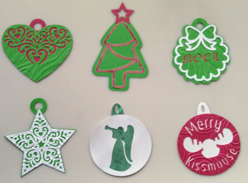All Simple Paper Ornaments