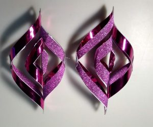 Paper Spiral Ornament