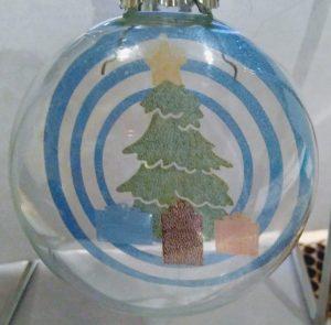 Tree Floating Ornament