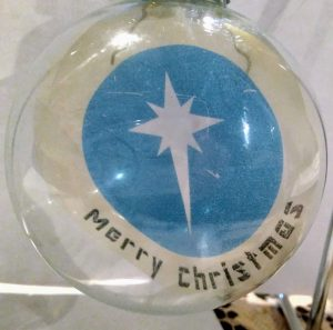 Star Floating Ornament