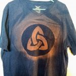 Triquetra Bleach Shirt