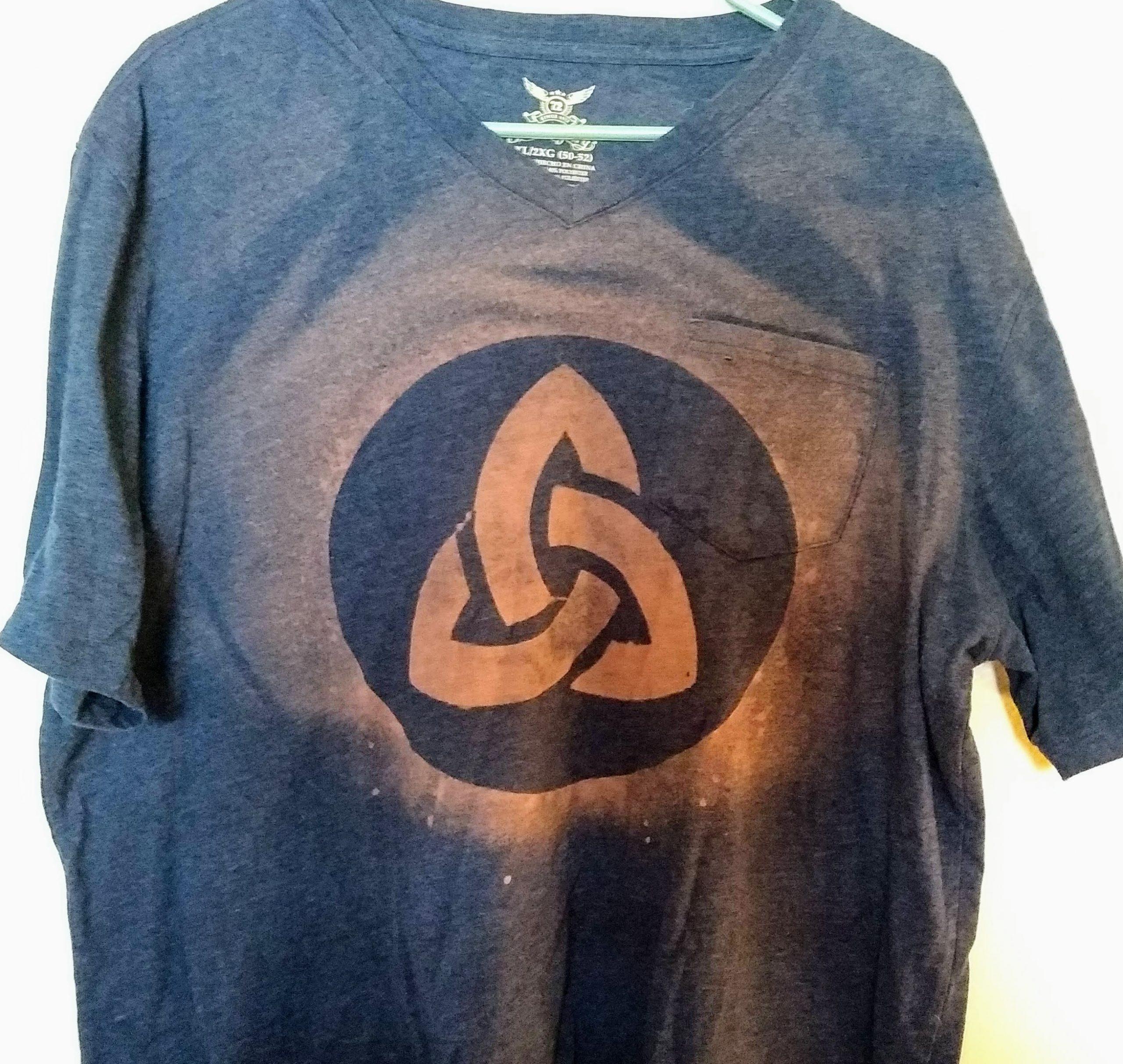 Vinyl Bleach Shirts Made Simple