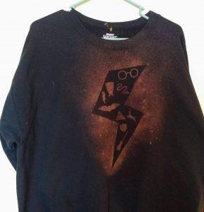 Harry Potter Bleach Shirt