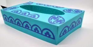 Short Tissue Box Leftover