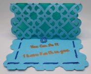 Celtic Knot Encouragement Card