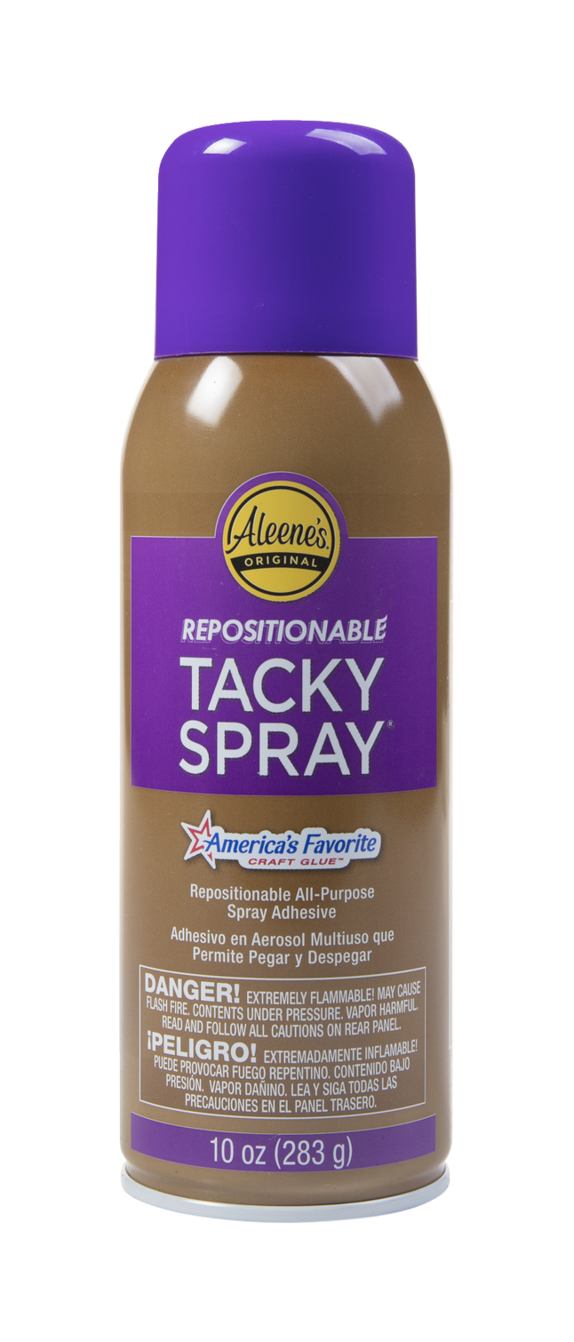 Reconditioning your Cricut mats spray
