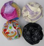 How to Make Triskele Balls From Cardstock