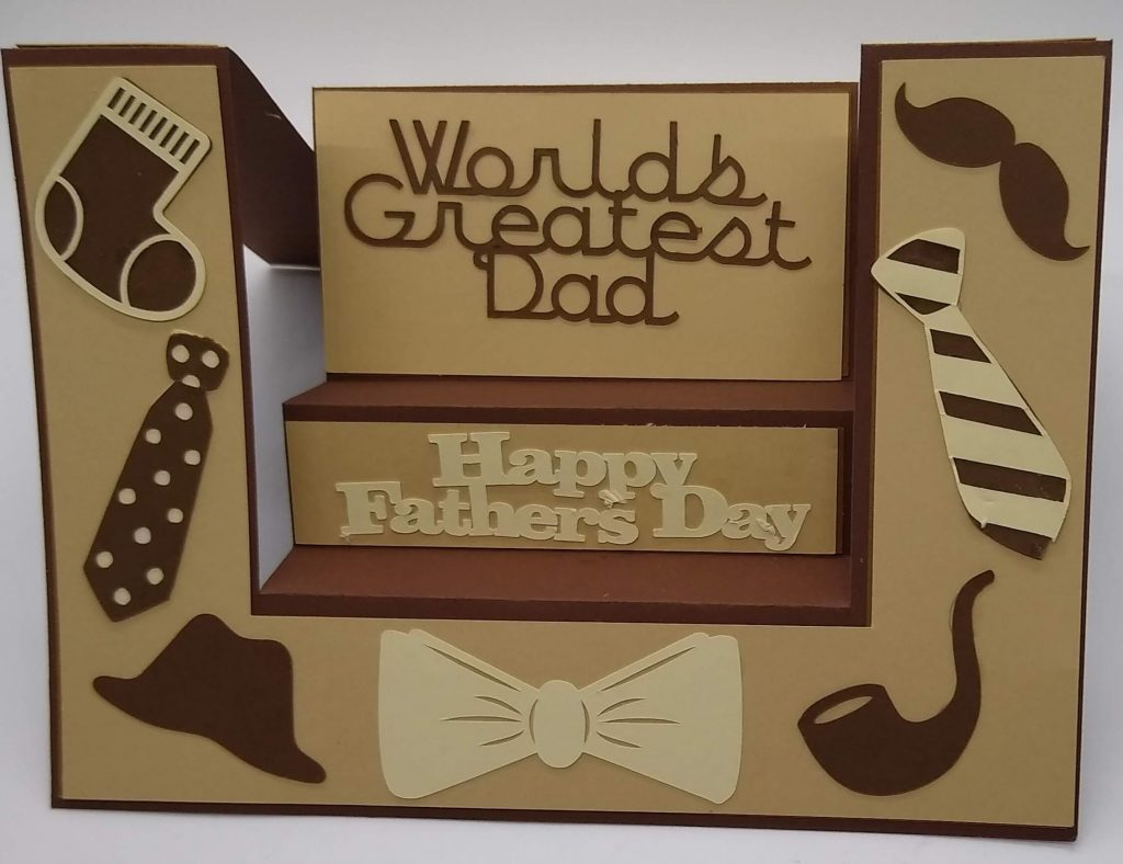 World's Greatest Dad Card for Father's Day