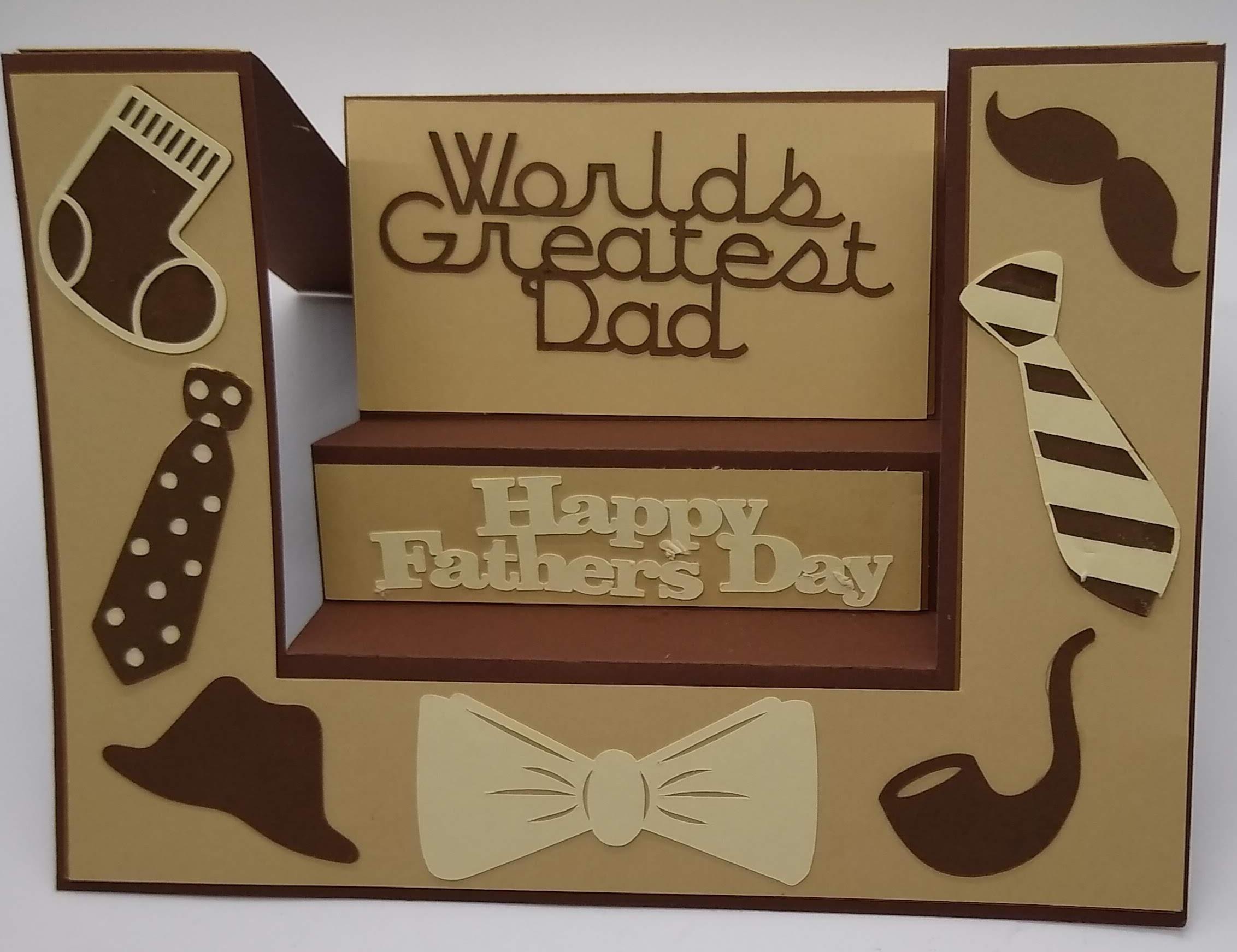 World\'s Greatest Dad Card