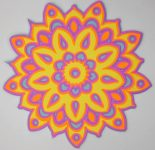 Make a Multilayered Mandala