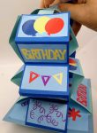 Make A Birthday Tower Card