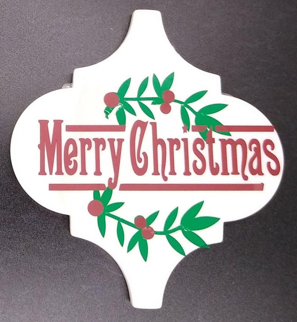 Decorating your Arabesque ornaments - Large sized