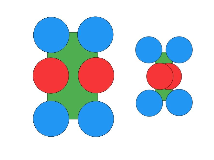 Sizing your Arabesque Ornaments - the basic shapes involved