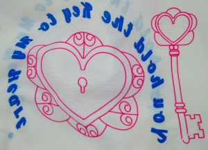 Infusible Ink Pens to Draw this Valentines Project