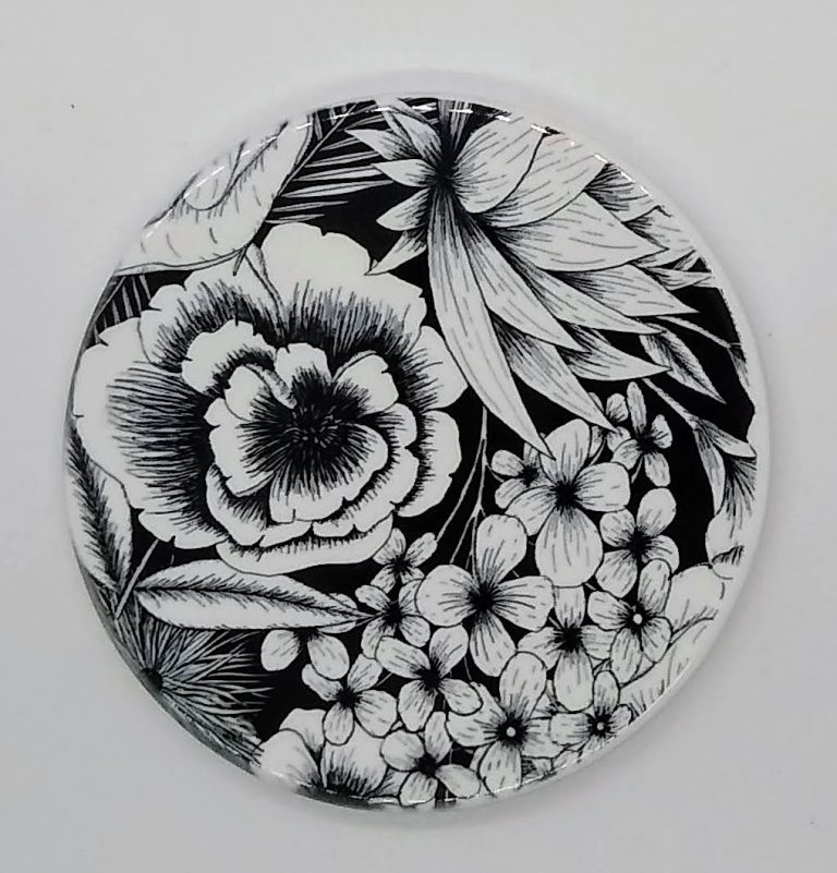 Infusible Ink Sheets coaster