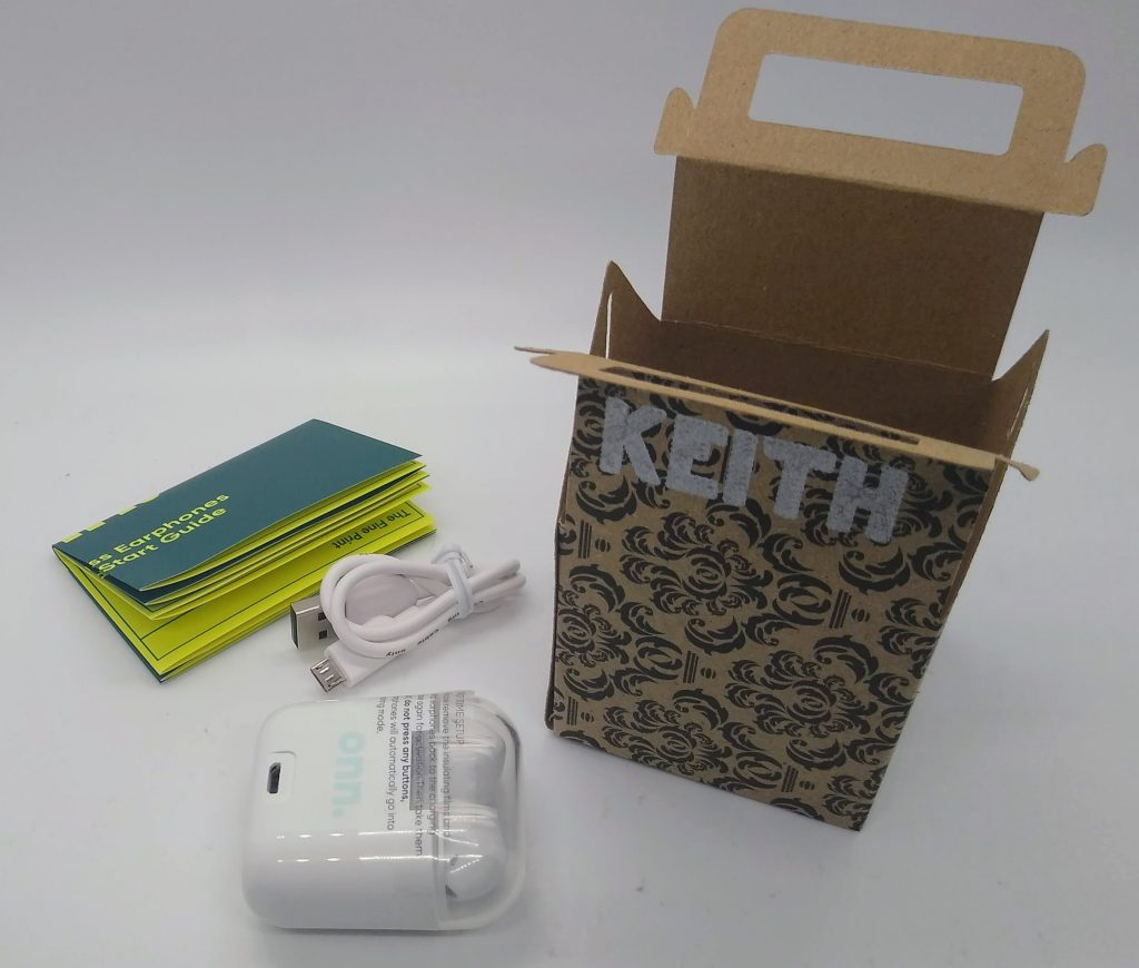 Example of use for small gift boxes