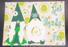 Make This Gnomies St Patricks Day Card