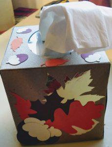 Fall Tissue Box side 2& 4