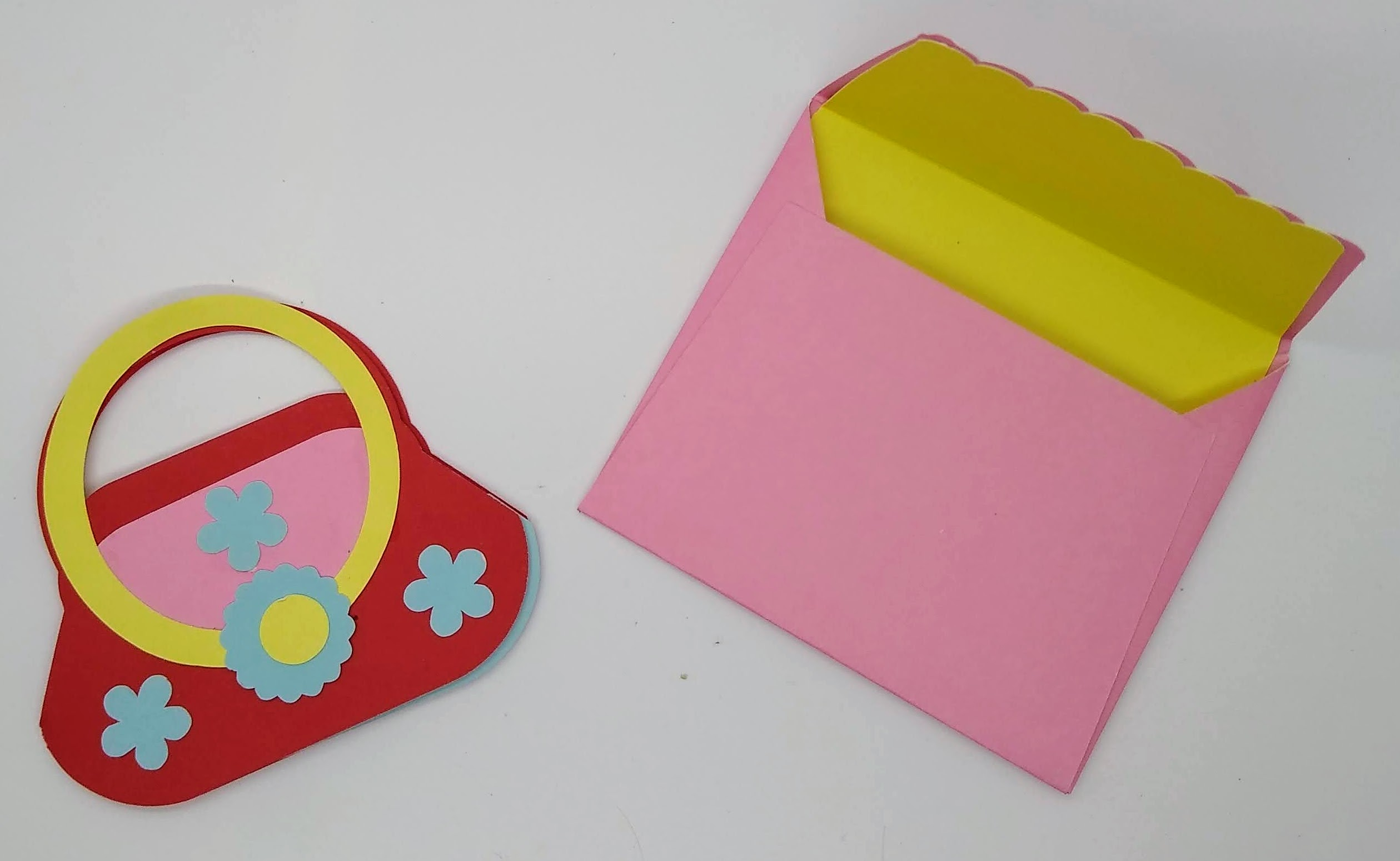 Make This Purse Gift Card Holder & Envelope