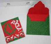 Two Christmas Gift Card Holders to Make