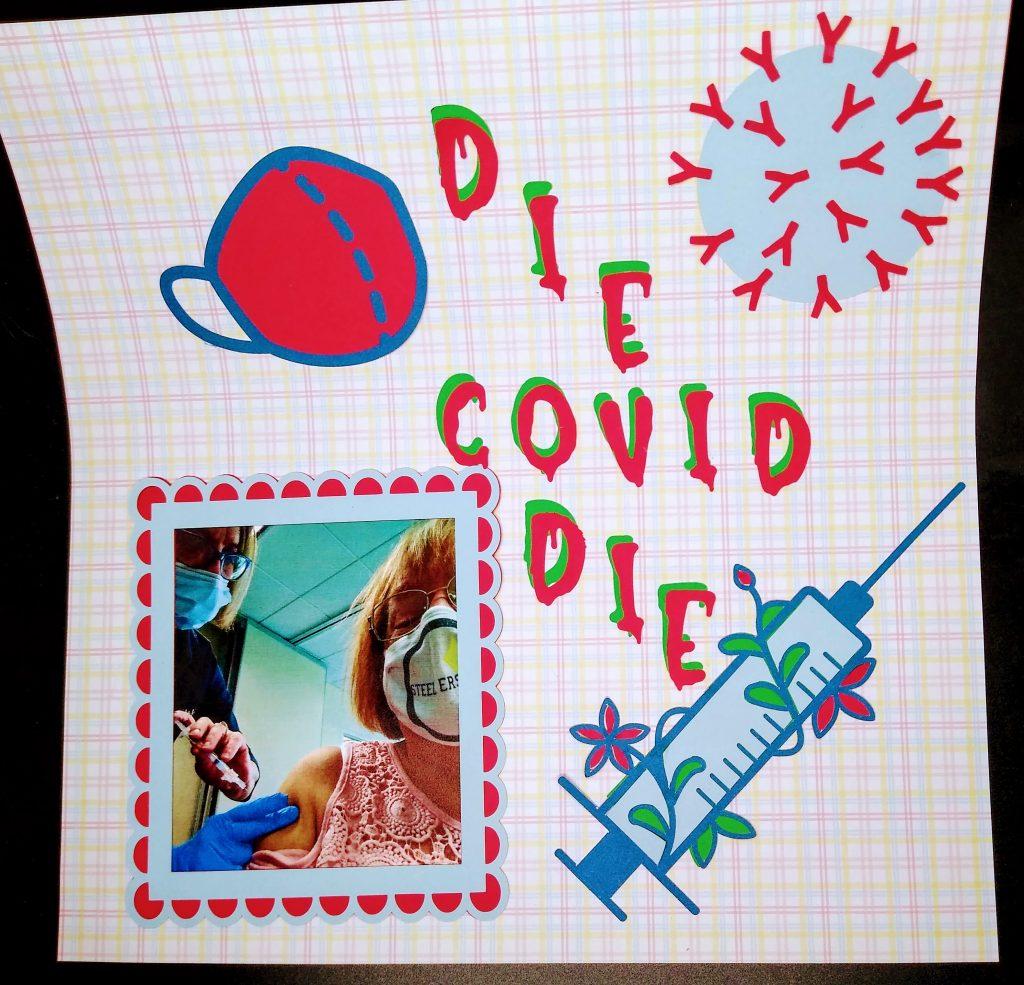 COVID Vaccine - My Second shot