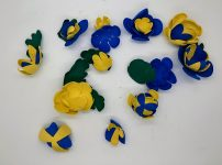 These Foam Flowers are Fantastic And Easy!