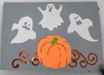 Make This 3D Halloween Scene Layers Card