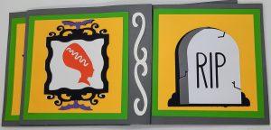 Halloween Pinwheel Card Sides 5 & 6